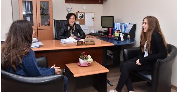 Özel MEF Lisesi Rehberlik Birimi uzmanları anlattı
