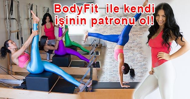 BodyFit ile kendi işinin patronu ol!