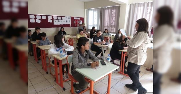 Bahçeşehir Koleji Bölüm Başkanları TEOG sınavını değerlendirdi