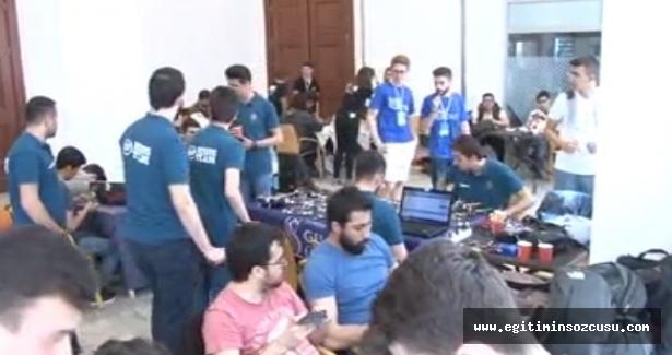 Bahçişehir Üniversitesi Robotics Robot ve Proje Günleri'ne rekor katılım