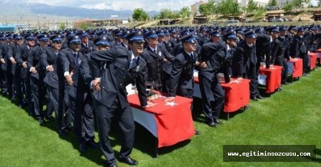 Bini kadın 10 polis memuru adayı öğrenci alınacak