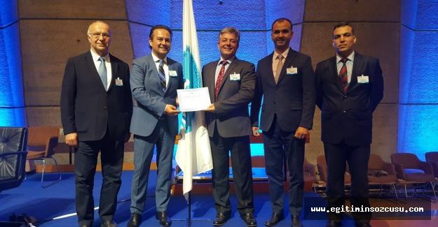 Kandilli Rasathanesi'ne ''Uluslararası Tsunami Merkezi'' sertifikası