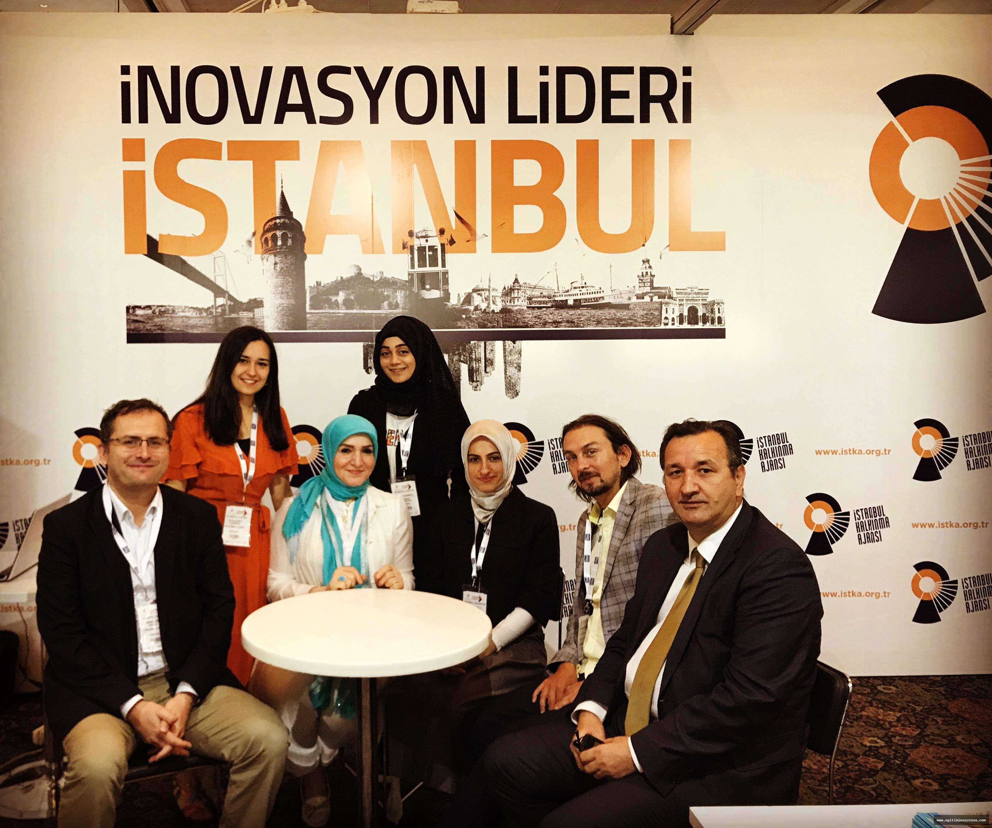 Üsküdar Üniversitesi'nin PROMER Projesi, ilk 10'a girdi