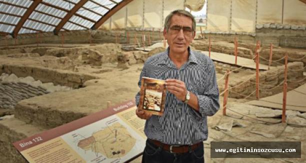 Koyun otlattığı Çatalhöyük'ün kitabını yazdı, ABD'de ders kitabı olarak okutuldu