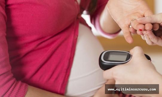 Gebelerde şeker yüklemesinin hiçbir yan etkisi yok