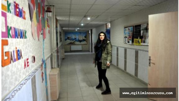 Türkiye'nin en temiz 3 köy okulundan biri Batman'da