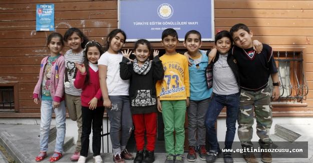 TEGV'li Çocuklar 21. Yüzyılın Becerilerini Kazanacak