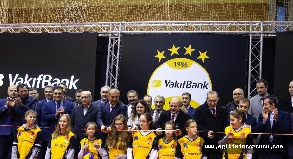 VakıfBank Spor Kulübü, Saraybosna'da okul açtı