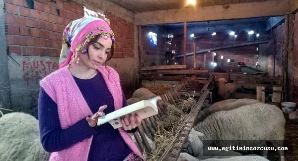Lise okumak için köyünden kaçtı, köyündeki kızlara umut oldu