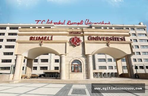 İstanbul Rumeli Üniversitesi Trakya birincisi oldu