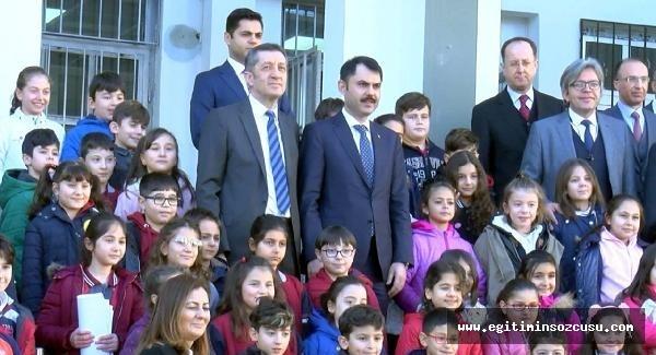 Yeni okullar Hazine taşınmazları karşılığında yapılacak