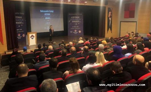 Bahçeşehir Koleji 'Eğitimde Yenilikçilik Zirvesi' düzenledi