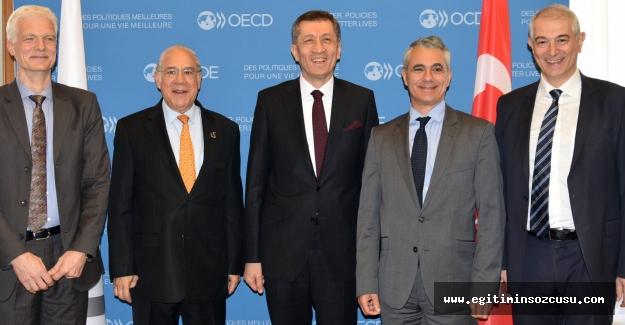Milli Eğitim Bakanı Ziya Selçuk: Ortaöğretimle ilgili yeni bir şey yapacağız