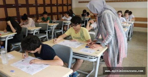 Milyonlarca öğrenci LGS için ter döktü