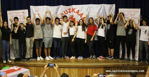 Şampiyonlar okulu Oğuzkaan'dan 4 Türkiye birinicisi
