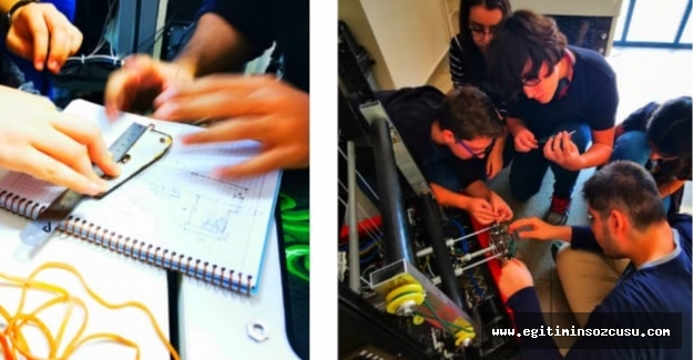 Bahçeşehir Koleji'inden Bilgisayar Destekli Tasarım Sertifika Programı