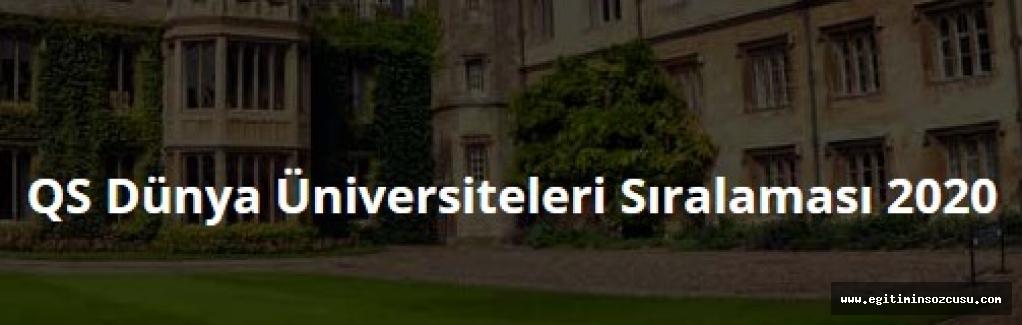 Türkiye'den 10 Üniversite ilk 1000'in içinde