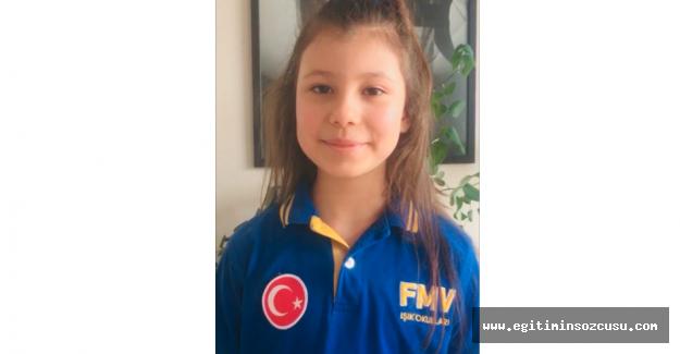 'Giyilebilir Teknoloji' projesiyle Türkiye'yi ABD'de temsil edecek