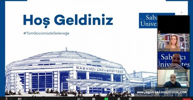 Sabancı Üniversitesi Lise Kış Okulu İstanbullu öğrencileri ağırladı
