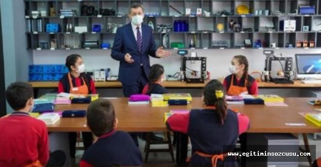 Bakan Ziya Selçuk açıkladı: Yüz yüze eğitim için Hibrit Model