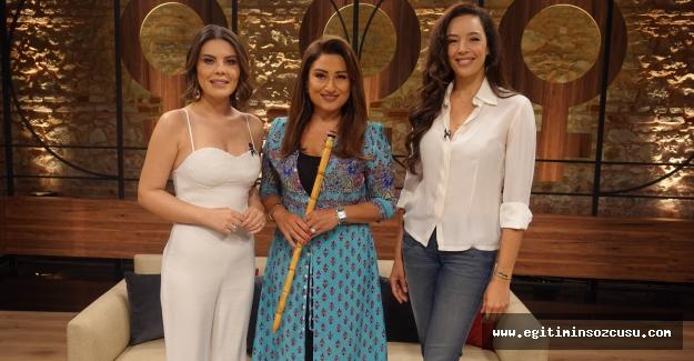 Azra Akın ve Burcu Karadağ, Kadının Eseri'nde buluştu