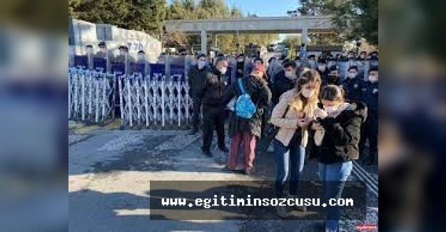 Boğaziçi Üniversitesi'nin özerkliği için imza kampanyası