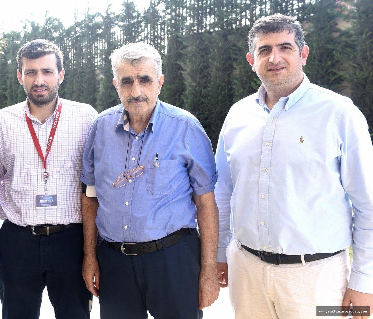 Erdoğan'ın damadı Selçuk Bayrak'tarın babası vefat etti