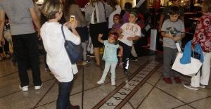 Küçük Ninjalar Panora AVM'de buluştu