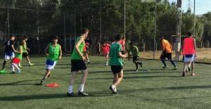 Özel Sporcular Doğu Akdeniz Üniversitesi'nde Buluştu