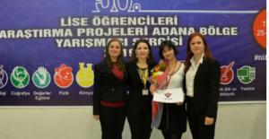 Öğrenciler TÜBİTAK ödüllerini topladı
