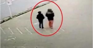 Karnelerini aldıktan sonra kaybolan kardeşler güvenlik kamerasında