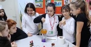 Ortaokul Öğrencilerinden doğal krem