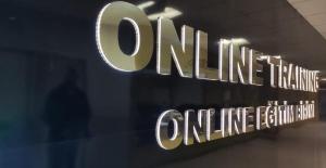 Online eğitim sisteminde sınıfları doldu