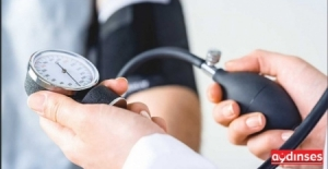 Hipertansiyon hastalarına karantinada kilo uyarısı