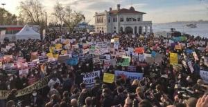 bBoğaziçili öğrencilerden Erdoğan#039;a.../b