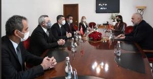 Türkiye-Arnavutluk Eğitim iş birliği görüşmesi