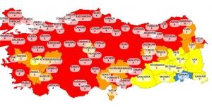 bTürkiye#039;de 58 il Çok tehlikeli.../b