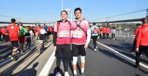 TürkEğitimVakfı Gönüllü Koşucuları