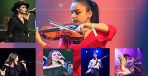 İpana 23. Türkiye On-Line Liselerarası Müzik Yarışması yapıldı