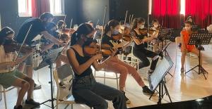 Doğuş Çocuk Senfoni Orkestrasından 29 Ekim Cumhuriyet Bayramı'na özel konser