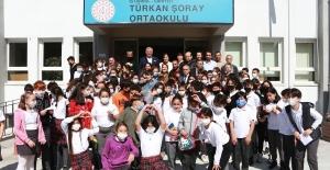 bTürkan Şoray İlkokulu yenilendi/b