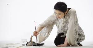 Dünyaca ünlü Japon kaligrafi sanatçısı Sisyu Boğaziçi Üniversitesi'nde