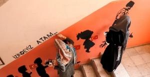 Midyat'ta yüksekokul öğrencilerinden örnek çalışma