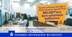 İBB'den öğrencilere Uzaktan Eğitim'e erişim desteği