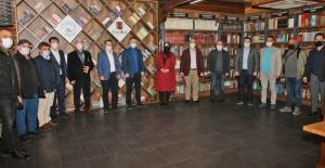 Başkan Usta, 10 Ocak Gazeteciler Gününü kutladı