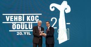 Vehbi Koç Ödülü'nün 20. sahibi Prof. Dr. Hüseyin Vural oldu
