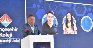 Türkiye'nin Gelecek Fen ve Teknoloji Liseleri 15. yılını kutladı
