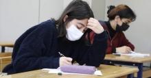 Pandemide Yüzyüze sınav denemesi!